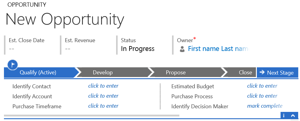 SparkleXRM for CRM2015 with process API support
